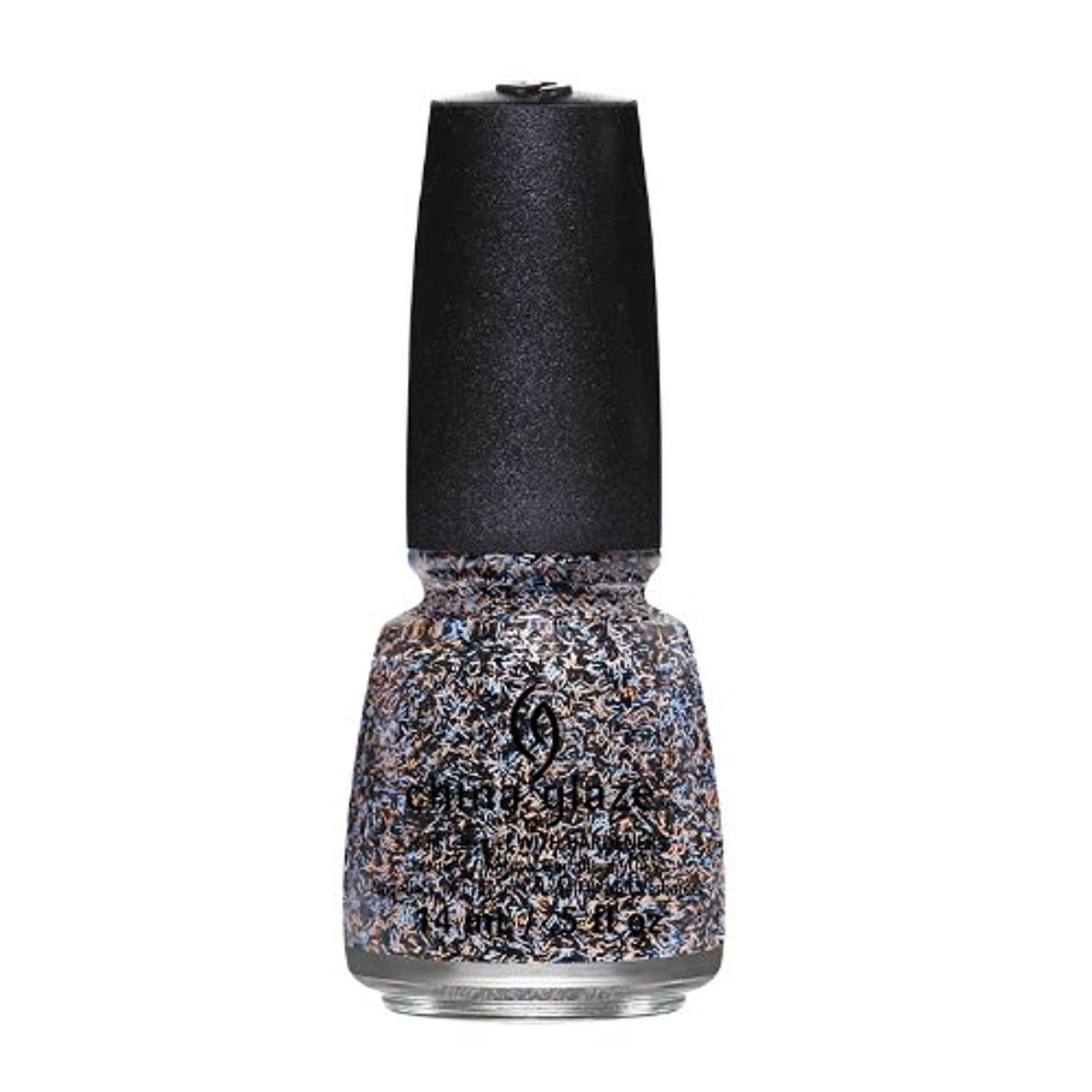 国家デュアル給料CHINA GLAZE On The Horizon - Feathered Finish - Party Fowl (並行輸入品)