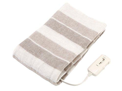 コイズミ 電気敷毛布 電磁波カット 140×80cm KDS-...