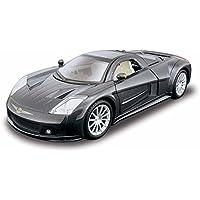 Maisto (マイスト) Chrysler (クライスラー) ME Four Twelve 1/24 ME412 Metallic Grey MA31250-MGY ミニカー ダイキャスト 自動車 (並行輸入)