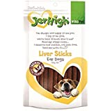 Vita Pet Jerhigh Liver Sticks, Dog Treats, for all sizes, Small/Medium/Large dogs, 100g