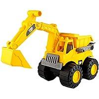Childenの日男の子おもちゃシミュレーション車リフトトラックモデル
