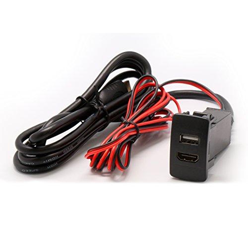 【シェアスタイル】【USB電源ケーブルver】HDMI増設サ...