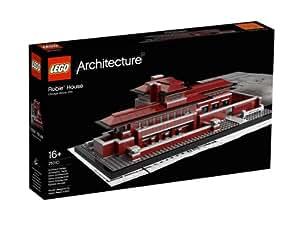 レゴ (LEGO) アーキテクチャー ロビー邸 21010
