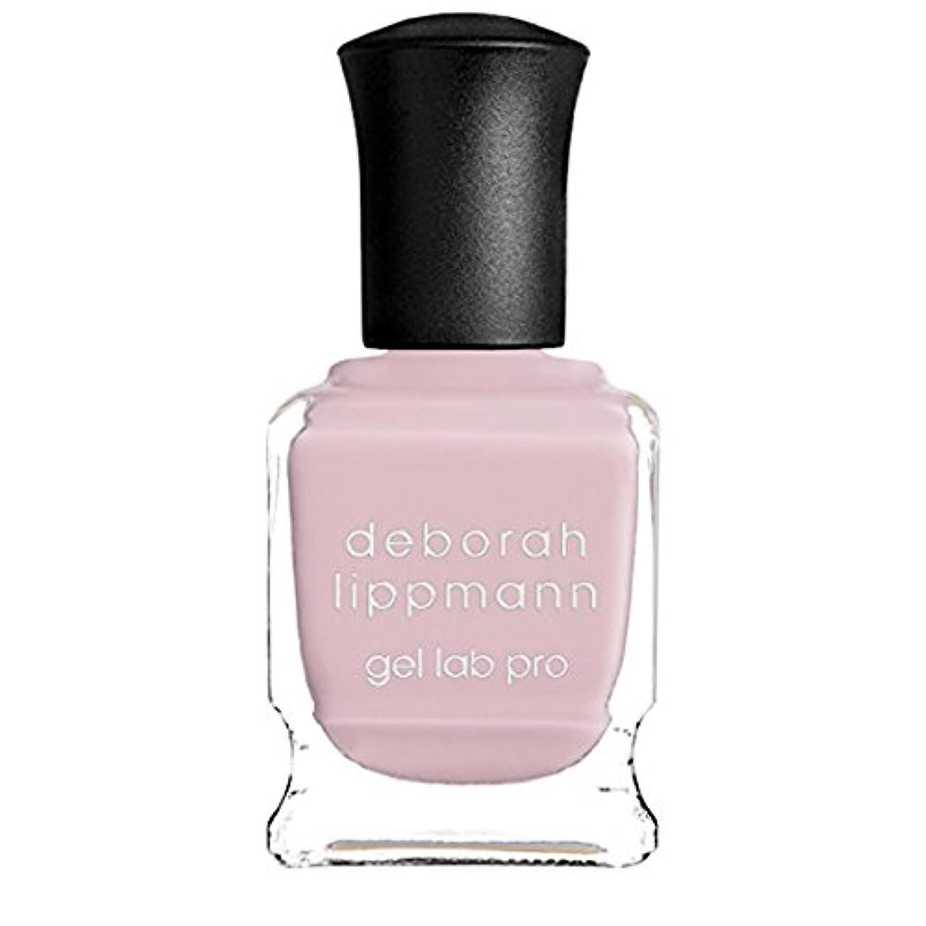 無カヌー標高[Deborah Lippmann] デボラリップマン ポリッシュ ピンク系 15mL (ケーキ バイ ジ オーシャン)