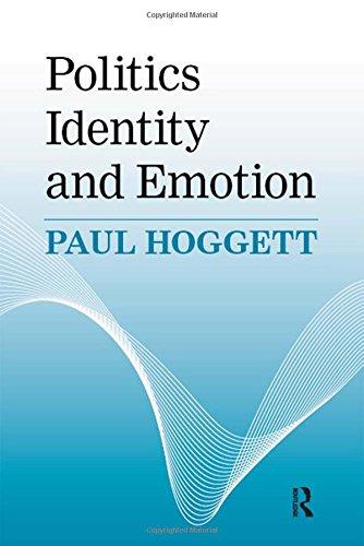 Download Politics, Identity and Emotion (Great Barrington Books) 1594516952