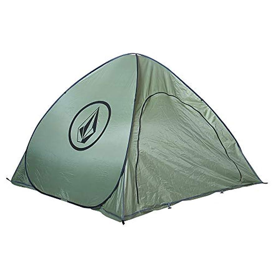 によって防衛残酷VOLCOM(ボルコム) [ アウトドアシリーズ ] 簡易 ポップアップ テント 軽量 (折りたたみ) [ D67119JC / Circle Stone Tent ] おしゃれ アウトドア キャンプ D67119JC OLV_オリーブ O/S