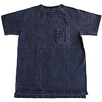 GOOD ON (グッドオン) ヘビーラグラン ポケット Tシャツ 半袖 (顔料染め)