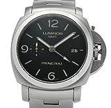 Panerai ルミノール自動巻きメンズ腕時計 PAM00329 (認定中古品)