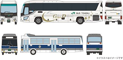 ザ バスコレクション バスコレ ジェイアールバス東北発足 30周年記念 2台 ジオラマ用品