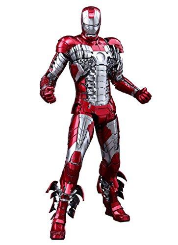 【ムービー・マスターピース DIECAST】 『アイアンマン2』 1/6スケールフィギュア アイアンマン・マーク5