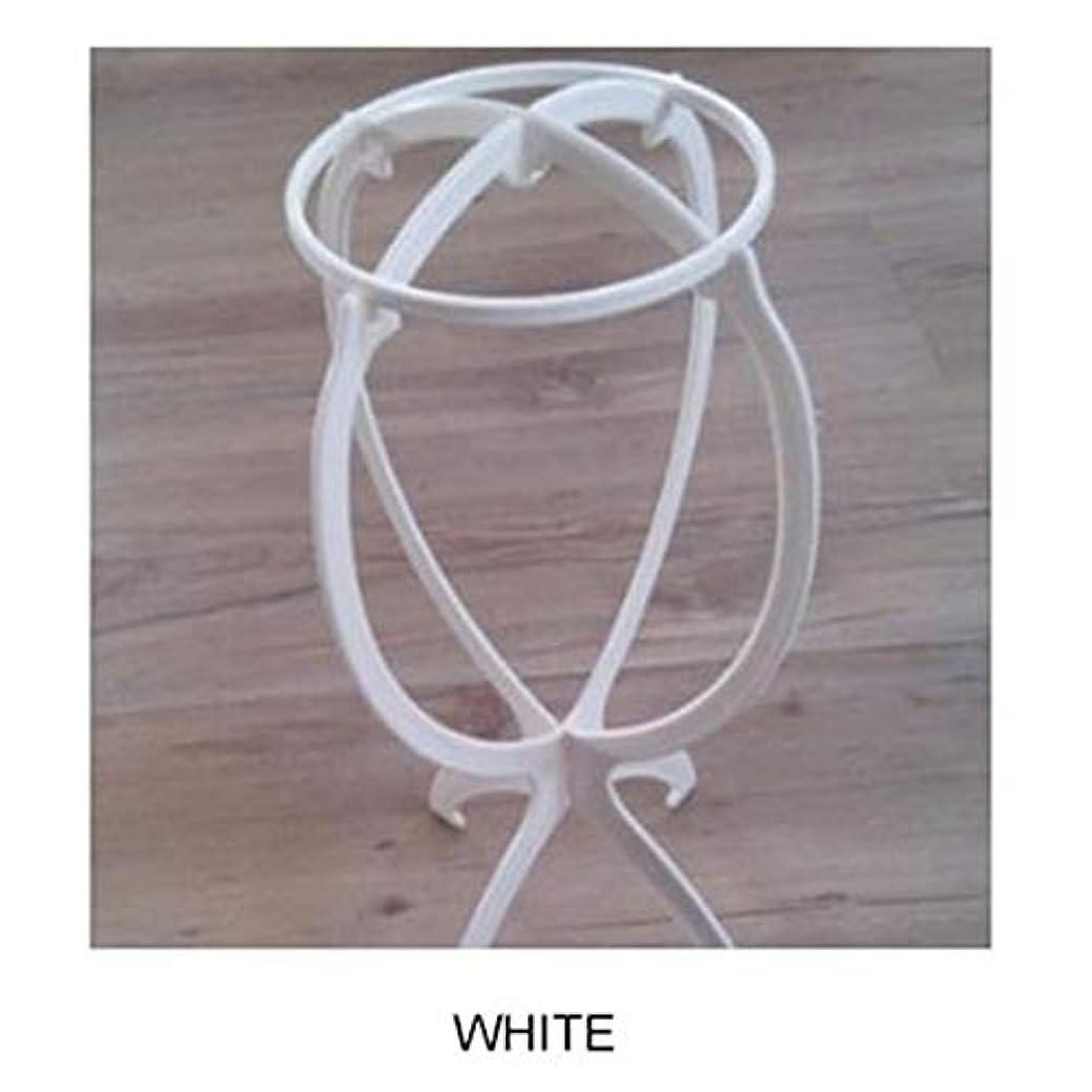 艶同意考慮ACHICOO ウィッグ専用ブラケット カツラ収納 棚 ファッション 白