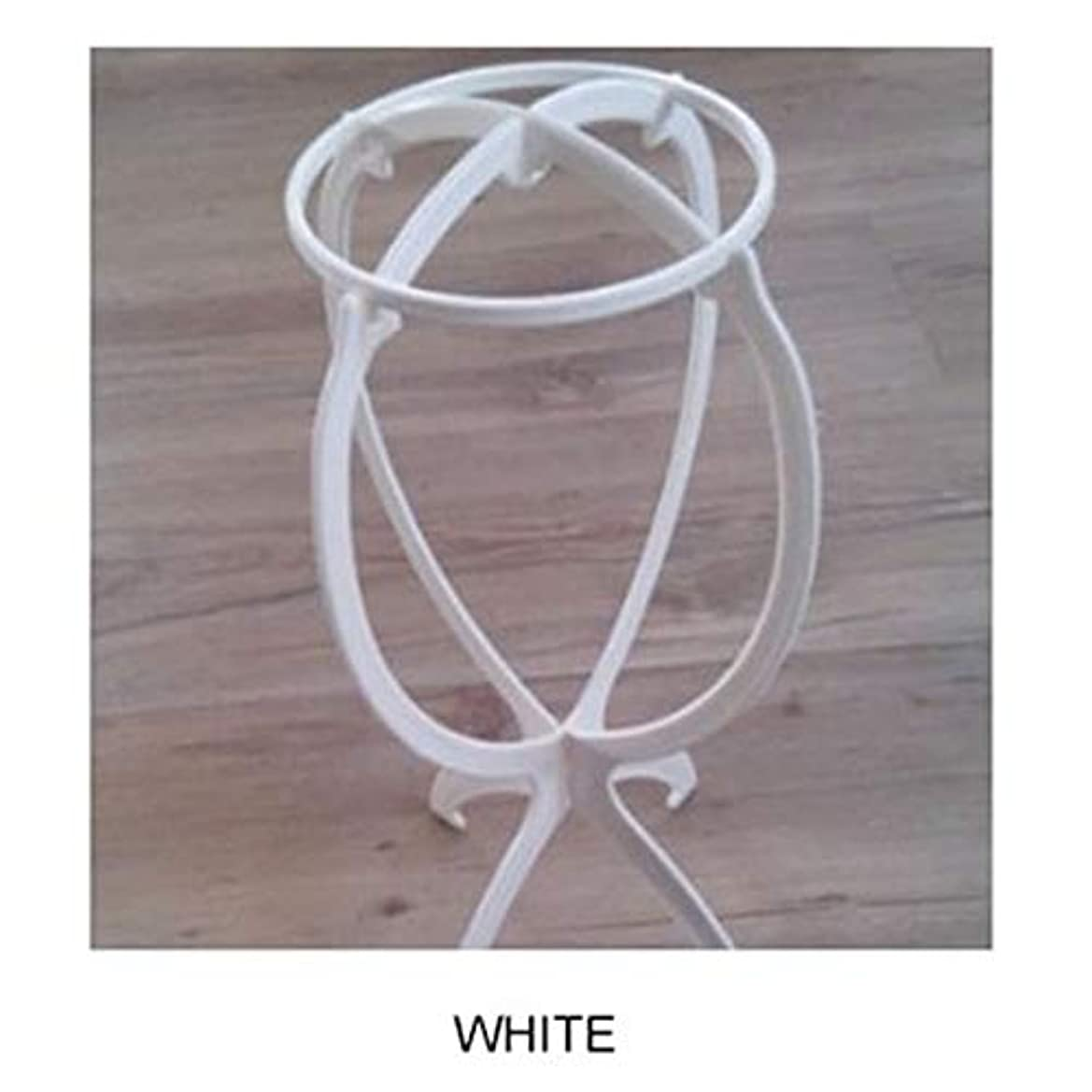 メンタル大砲手錠ACHICOO ウィッグ専用ブラケット カツラ収納 棚 ファッション 白