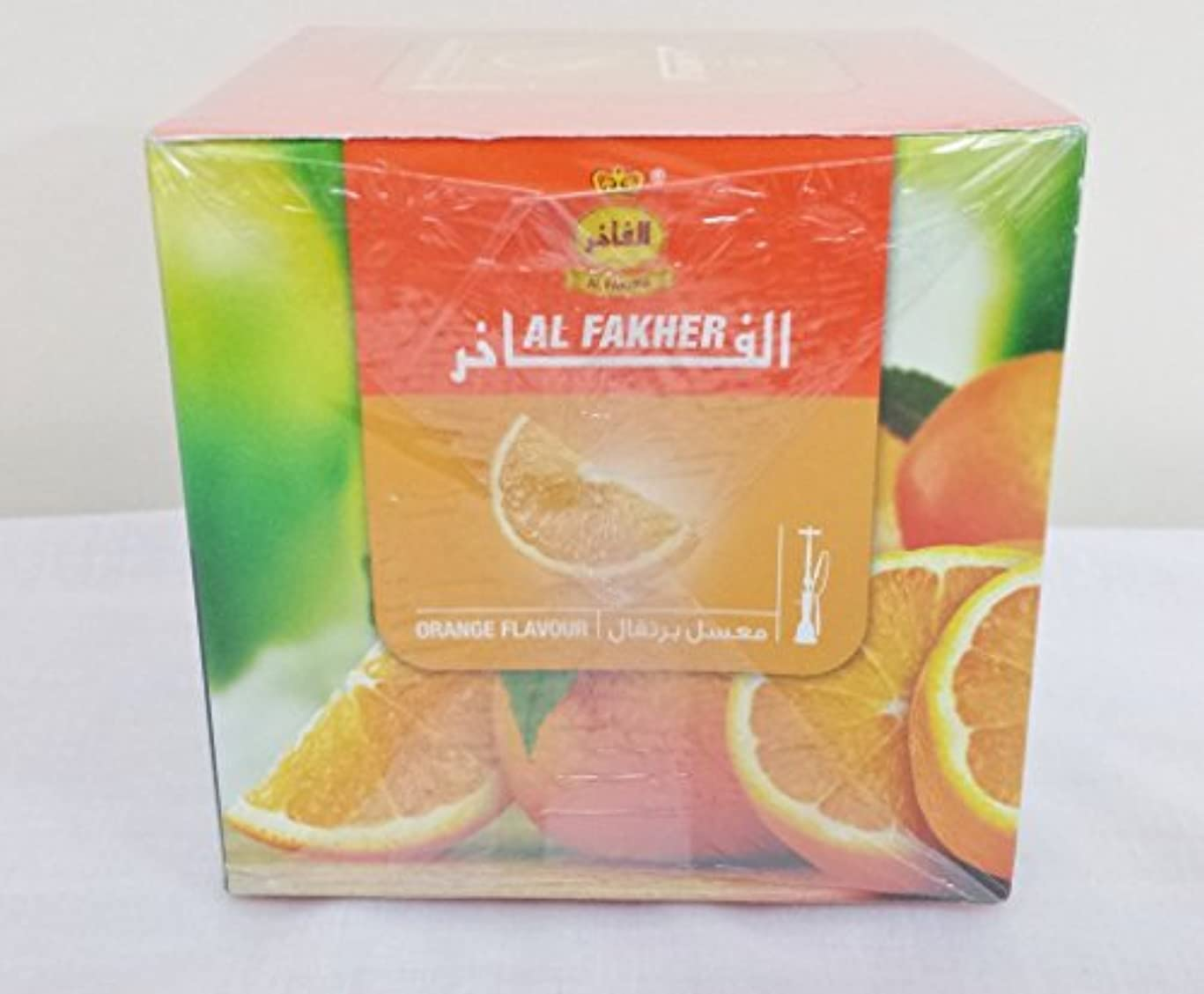 投資エンドテーブル祈る1 kg。Al Fakher Shisha Molasses – NonタバコオレンジFlavour Hookah水パイプ