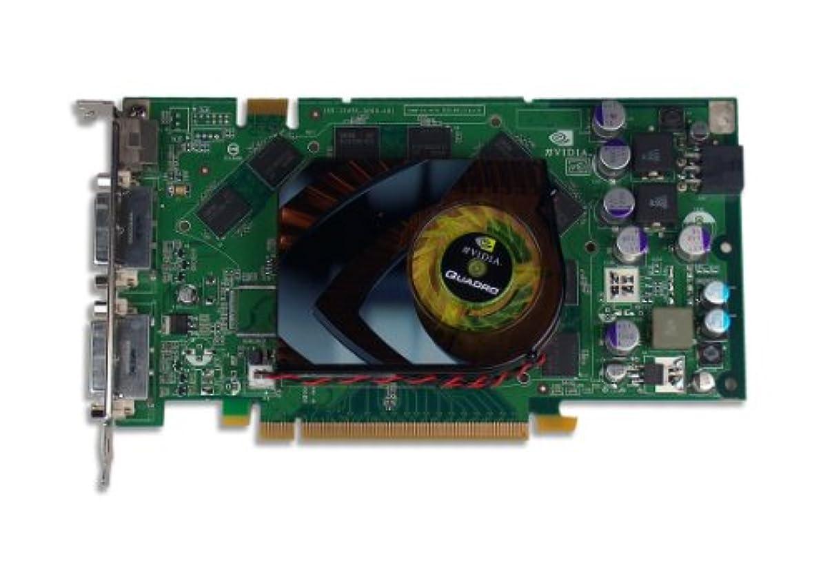 ガチョウ魔術滑るHP(旧コンパック) NVIDIA Quadro FX1700 512MB PCI Express 490646-B21