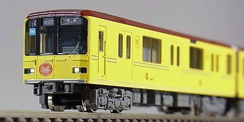 【カトー】(10-927)東京メトロ銀座線01系(地下鉄開通80周年記念号)タイプ6両セットKATOラウンドハウスNゲージ120530