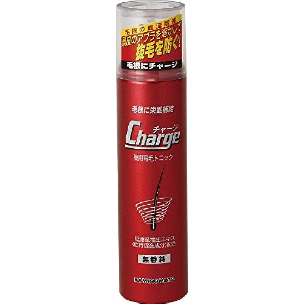 光電回復海外チャージ薬用育毛トニック 無香料 170g×3個