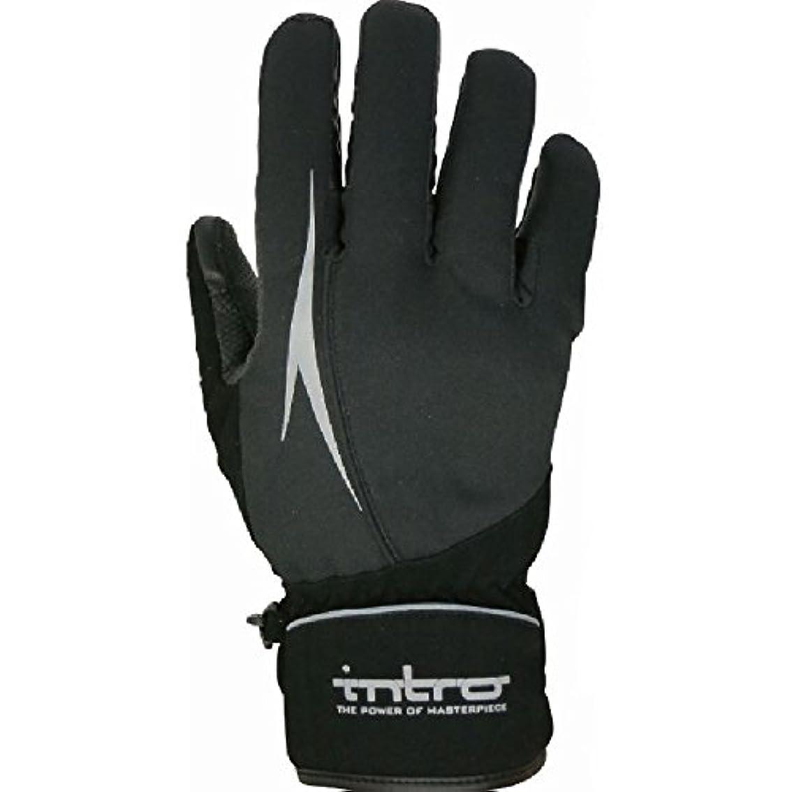 自分の遮る詐欺師INTRO(イントロ) Stealth 3 Winter Full finger グローブ black L