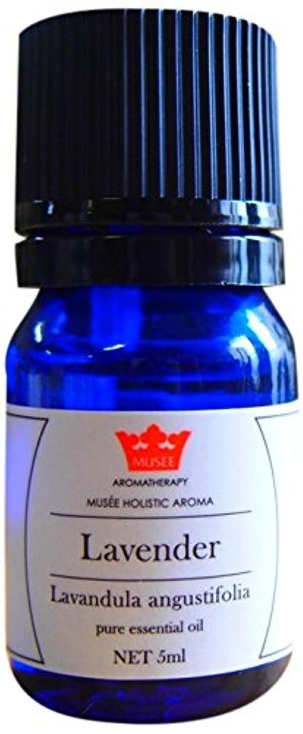 グローブ完璧な含めるミュゼ ホリスティックアロマ エッセンシャルオイル ラベンダー 5ml