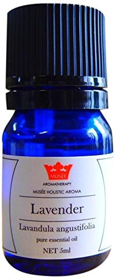 喉が渇いた乗り出す作り上げるミュゼ ホリスティックアロマ エッセンシャルオイル ラベンダー 5ml