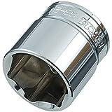 SK11 六角ソケット 差込角 9.5mm (3/8インチ) 24mm S3-24