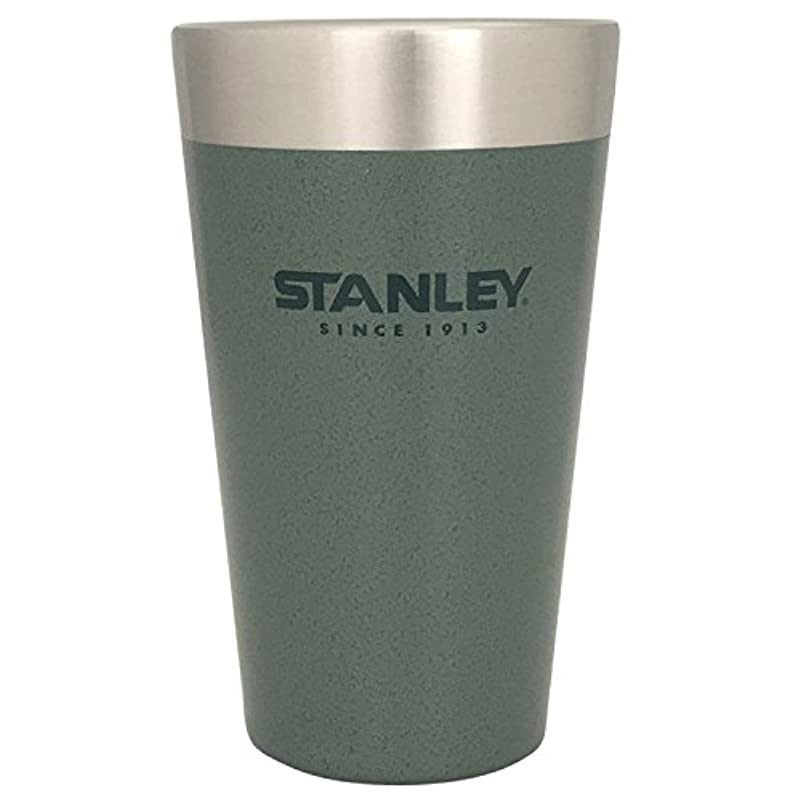 STANLEY(スタンレー) スタッキング真空パイント 0.47L 各色 保温 保冷 ビール タンブラー 夏 アウトドア (日本正規品)