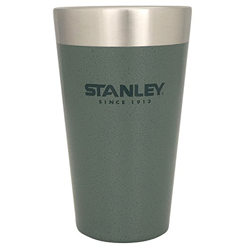 STANLEY(スタンレー) スタッキング真空パイント 0.47L グリーン 02282-005 (日本正規品)