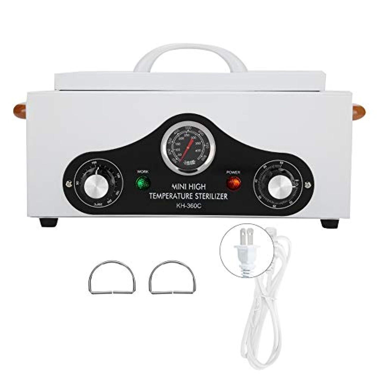 繁栄ミュージカルドラム高温滅菌器、消毒キャビネットビューティーサロンスパインストゥルメントクリーニングツール(USプラグ110V)