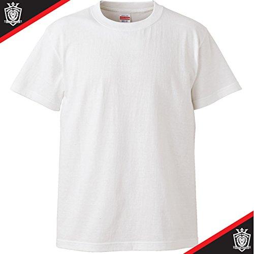 (ユナイテッドアスレ)UnitedAthle 5.6オンス ハイクオリティ Tシャツ 500103 [レディース] 001 ホワイト G-M