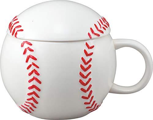 サンアート おもしろ食器 「 野球 ボール 」 マグカップ ...