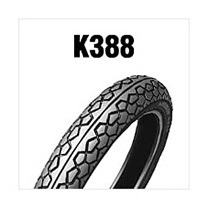 DUNLOP(ダンロップ)バイクタイヤ K388 リア 90/90-18 M/C 51P チューブレスタイプ(TL) 200233 二輪 オートバイ用
