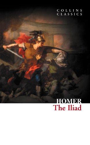 The Iliad (Collins Classics) (English Edition)