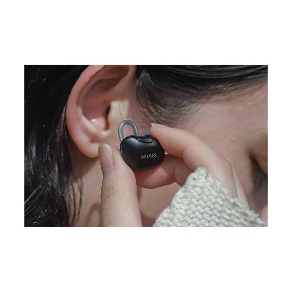 NUARL Bluetooth5 完全ワイヤレ...の紹介画像6