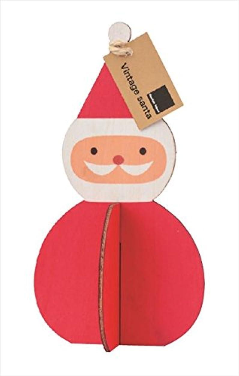 借りている郵便老人kameyama candle(カメヤマキャンドル) ビンテージサンタM(I8813411)