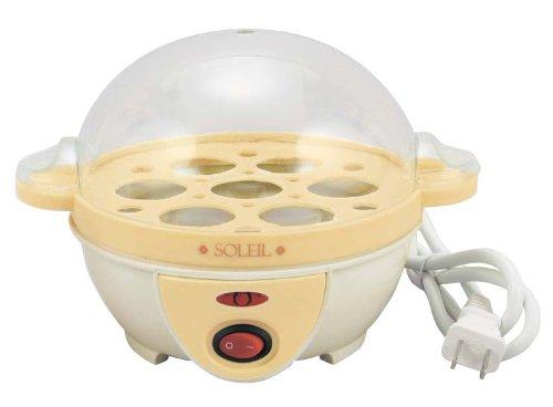 SOLEIL(ソレイユ) 電気たまごゆで器 SL-25