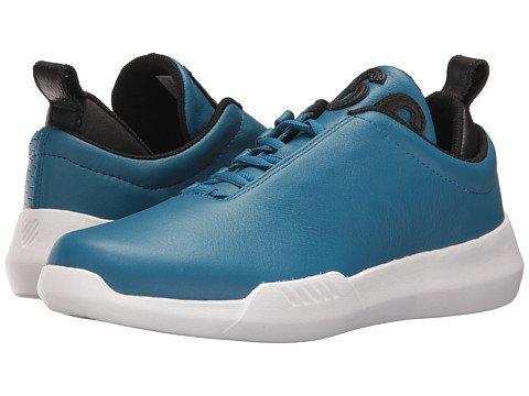 (ケースイス) K-Swiss メンズテニスシューズ・スニーカー・靴 Gen-K Icon Seaport/Black 8 26cm D - Medium [並行輸入品]