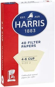 Harris Filter Papers 4-6 Cup, 10 packs x 40 Papers