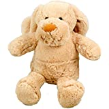 Baby Toys Plush Toy Dog Toddler Toy Gift Ideas for Christening, Naming Day Present Incredible Soft Toy Puppy Neutral Colored Baby boy Toys Baby Girls Toys Toddler Presents