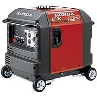ホンダ EX22K1 JNA3 サイクロコンバータ搭載発電機 車輪付