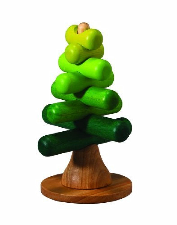 Plan Toys Stacking Tree by PlanToys [並行輸入品]
