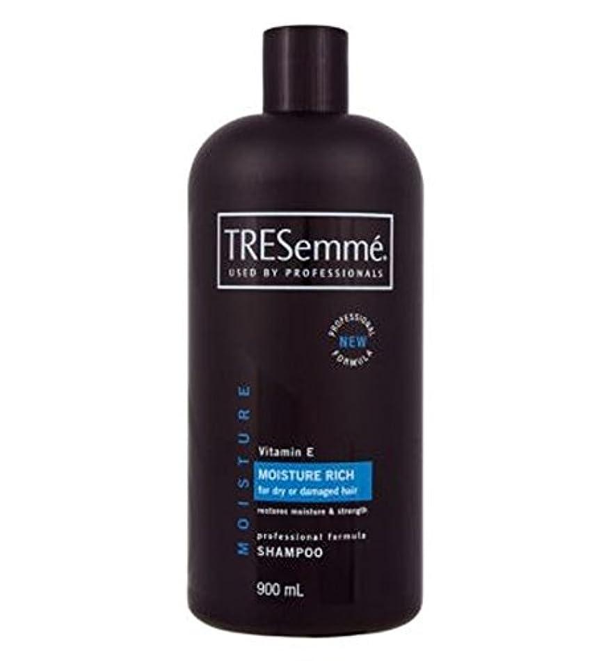 信じる死んでいるボードTRESemm? Moisture Rich Luxurious Moisture Shampoo 900ml - Tresemm?水分豊富な豪華な水分シャンプー900ミリリットル (Tresemme) [並行輸入品]