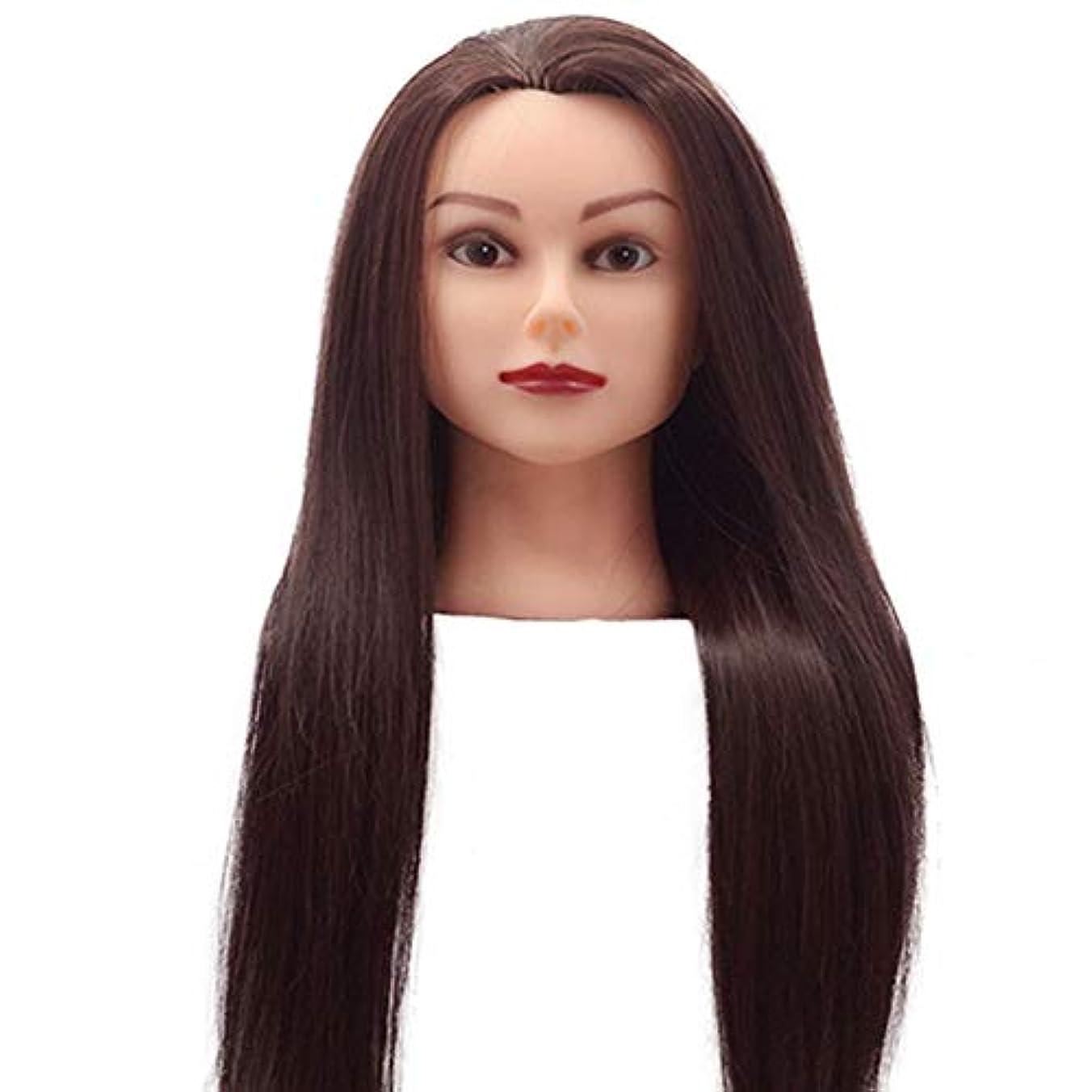 フィットネススラム街感じ理髪モデルヘッド花嫁の髪編組三つ編み学習ヘッドモデル理髪店美容散髪ダミーエクササイズヘッド