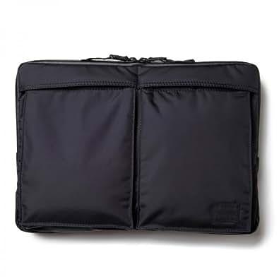 (ヘッド・ポーター) HEAD PORTER   BLACK BEAUTY   Laptop CASE 13inch BLACK