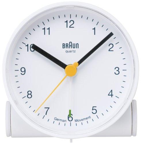 RoomClip商品情報 - 【正規輸入品】 BRAUN(ブラウン) 目覚まし時計 BNC001WHWH