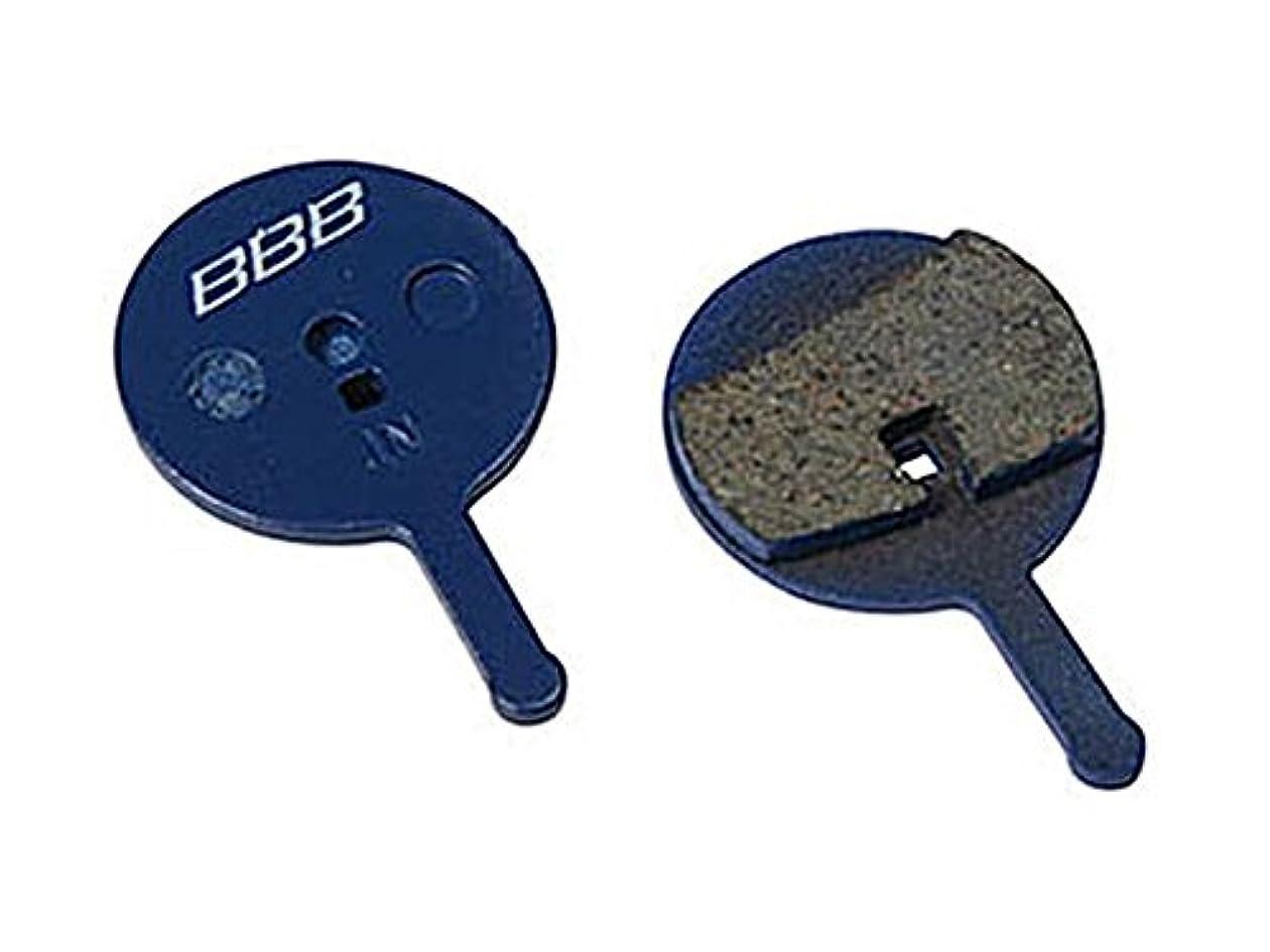 魔法ほのか調べるBBB BBS-43 DISCSTOP AVID対応 ディスクブレーキパッド 205143