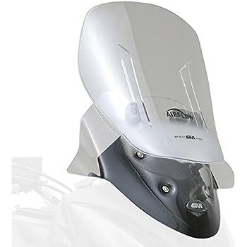 GIVI(ジビ)【イタリアブランド】  バイクエアロダイナミックスクリーン/可変スクリーン(AF3101) Vストーム DL650/Vストーム DL650XT 93945 高性能&スタイリッシュデザイン