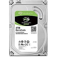 """Seagate BarraCuda 3.5"""" 2TB 内蔵ハードディスク HDD 2年保証 6Gb/…"""