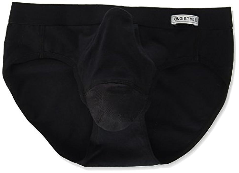 買い手ミニチュア連隊King Style 網ポケット付パンツ ブリーフ ブラック Mサイズ CS-C3301 M-BK