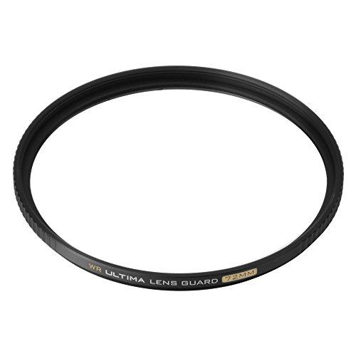 【Amazon.co.jp限定】HAKUBA レンズ保護フィルター ULTIMA WR レンズガード 72mm 超低反射光学ガラス+撥水/防汚コート AMZCF-WRUTLG72