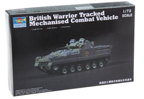 1/72 イギリス軍 ウォーリア 装甲戦闘車