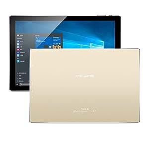 TECLAST Tbook 10 タブレットPC Windows 10 / Android 5.1 デュアルシステム 10.1インチ IPS HD 1920*1200px Intel Cherry Trail 64Bit 1.84GHz 4GB RAM 64GB ROM 6500mAh バッテリー